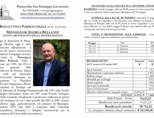 Bollettino Parrocchiale n. 50