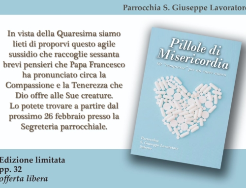 Pillole di Misericordia