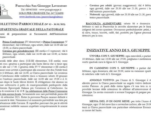 Bollettino n. 82